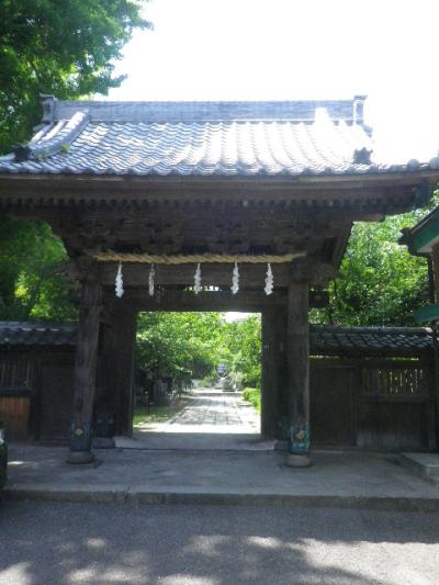 A01-1)   16.06.27 鎌倉「長勝寺」今年一年の折り返しに差し掛かる頃