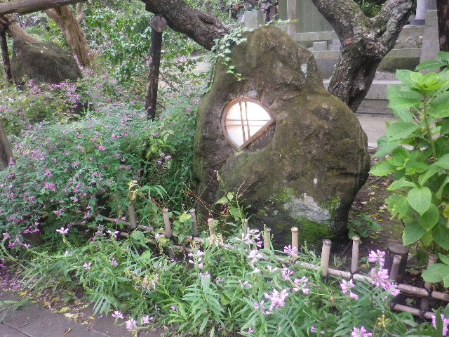 03) _ 16.09.29 鎌倉「宝戒寺」 ' 萩の寺 ' とも呼ばれるが、今年の花は台風に甚振られた。