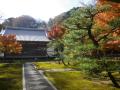 A02-2)  16.12.05 初冬の 鎌倉「長寿寺」と、その周辺。