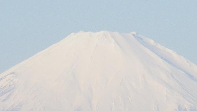 05-3)    元旦の富士山 17.01.01 逗子「天照大神社」初詣 8:23am頃~