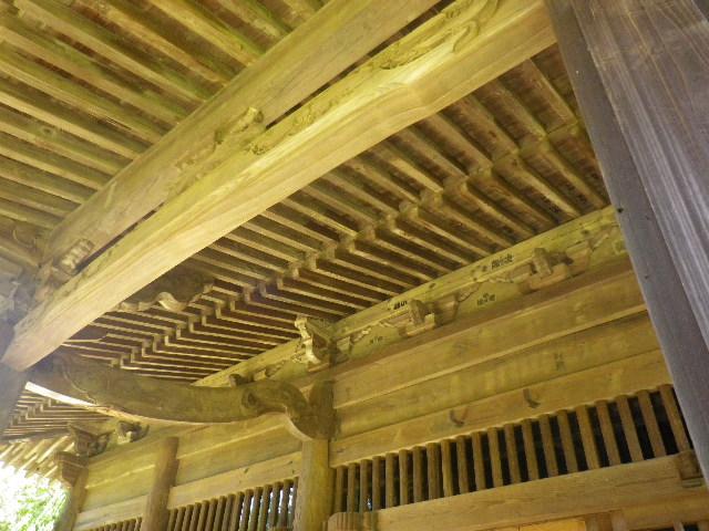 11)    17.05.05端午  鎌倉「寿福寺」立夏。 中門を潜ることができる期間の日。