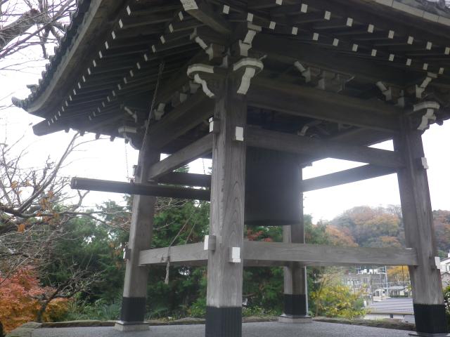 03)    17.11.30 初冬の 鎌倉「薬王寺」