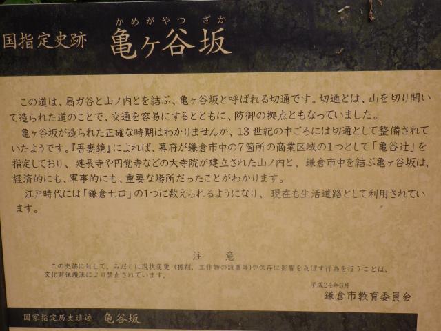05)    17.11.30 鎌倉 ' 亀ヶ谷坂 '