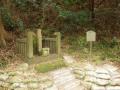 IMGP0027 ' 太田道灌墓所の墓 '