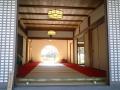 """09)明月院、本堂""""紫陽殿""""   06.03.04 鎌倉「明月院」"""