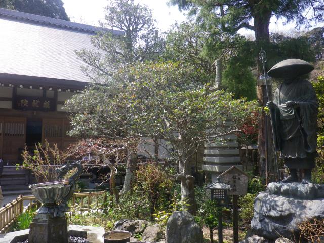 06b) 境内   18.03.30 鎌倉「成就院」桜が咲く頃