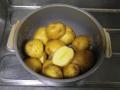 01-2) 18.02.22 テスト _ ジャガイモ電気炊飯器で茹でた