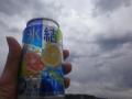 00-2)   19.01.26 のどが渇いたから発泡酒のんだ_ 鎌倉 由比ガ浜海岸