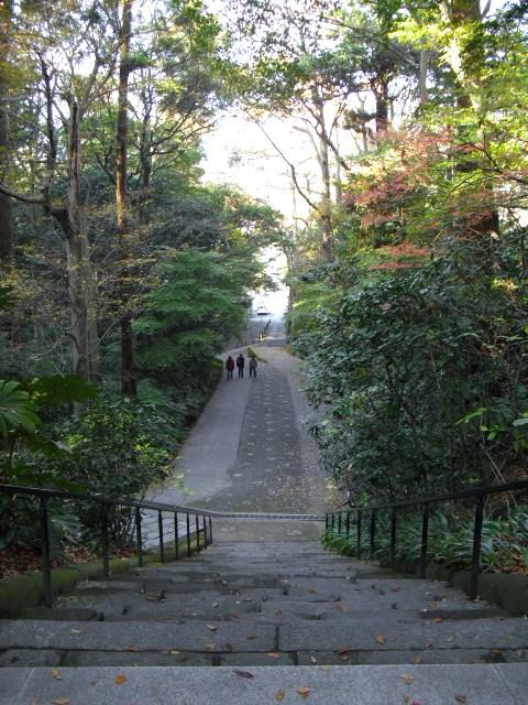 11)   09.12.02 鎌倉「妙本寺」 冬