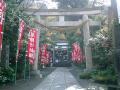 鎌倉市大町「八雲神社」(鎌倉には八雲神社が沢山あるので注意)