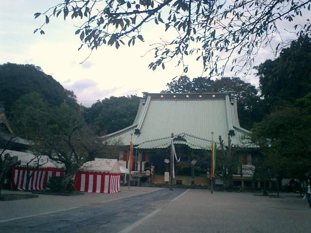03) 鎌倉市材木座「光明寺」大殿