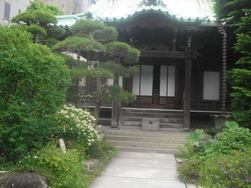 29) 「長慶山 大巧寺(だいぎょうじ)」 _ 鎌倉市小町