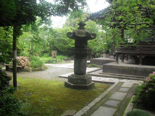 31) 「安国論寺」 _ 鎌倉市大町。