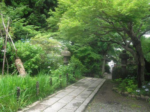 33) 「安国論寺」 _ 鎌倉市大町。